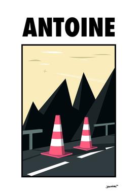 TEE-SHIRTS JM_Antoine 2 Cônes
