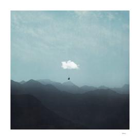cloud gliding