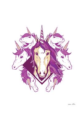 Unicorn Mandala