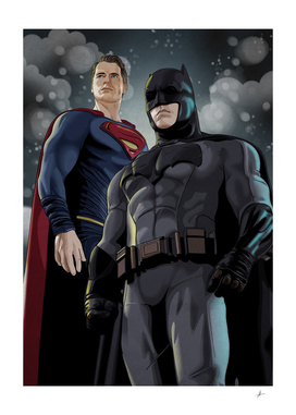 Dawn of Justice (BvS Version)