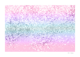 Unicorn Girls Glitter #12 #shiny #pastel #decor #art