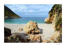 Sicilian Sea Sound of Zingaro