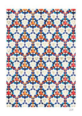 Bohemian Moroccan Pattern