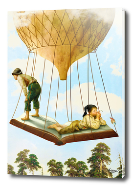 Flying Storybook