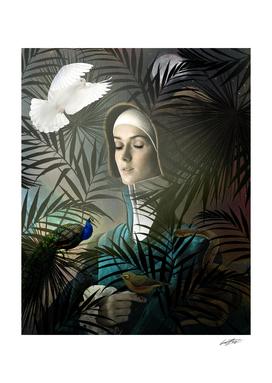 Eve in the Garden II