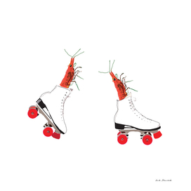 Shrimps on Skate