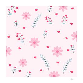 Flower Pattern #01