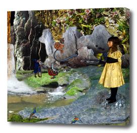 NonSuch Edinburgh / Lothians No.3 Alice's other wonderland
