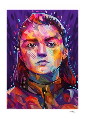 Pop Arya Stark