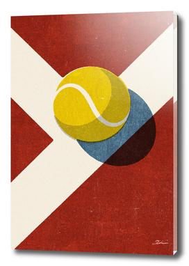 BALLS / Tennis (Clay Court)
