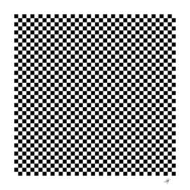 background black board checker