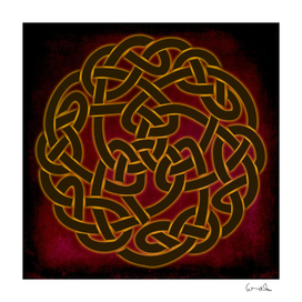 celtic spiritual pattern art