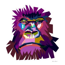 Gorilla's Head