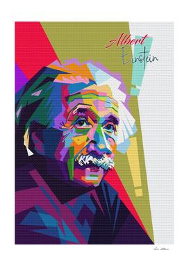 Albert Einstein Fullcolor