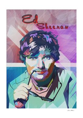 Ed Sheeran Fullcolor