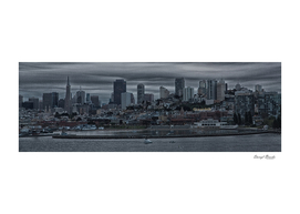 Grey San Francisco Day