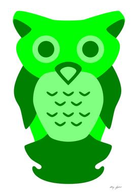 Lime Owl