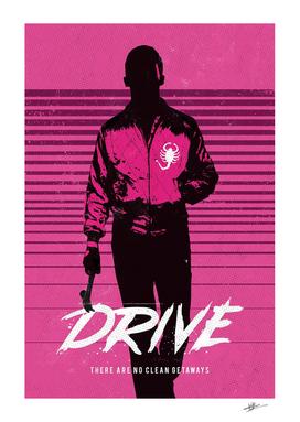 Drive alternative movie art