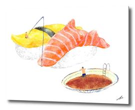 Fishing your SUSHI
