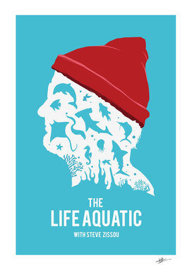 Life Aquatic movie art
