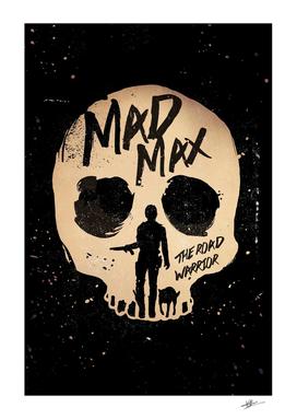 Mad Max the road warrior movie art