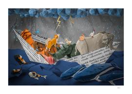 Noah's Paper Boat