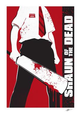 Shaun of the Dead movie art