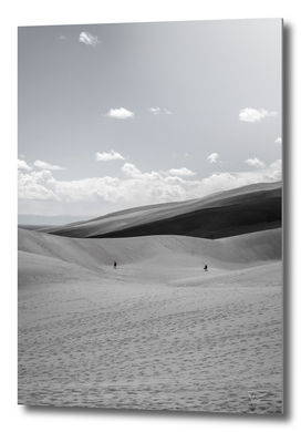Lost in the sands