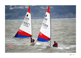 Toppers Sailing at Paignton
