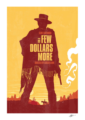 For a few dollars more movie art