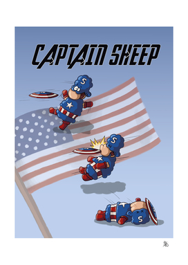 Captain Sheep