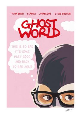 Ghost world movie art