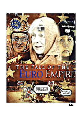 THE FALL OF THE EURO EMPIRE