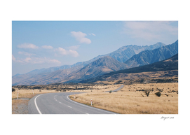 New Zeland roads