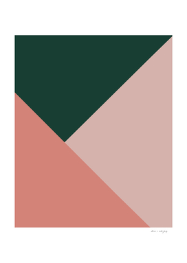 Geometric Summer Delight #1 #minimal #decor #art