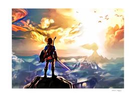 Zelda Journey