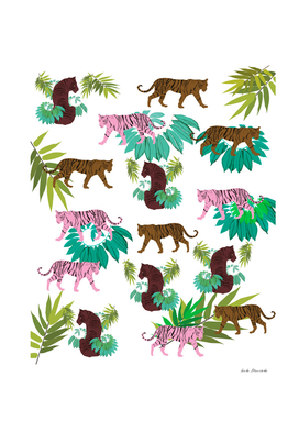 Tigers Jungle