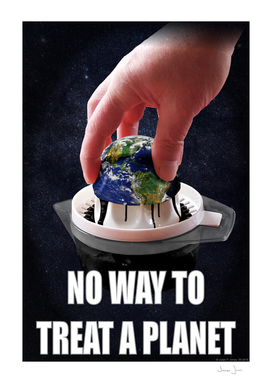 No way To Treat a Planet 01