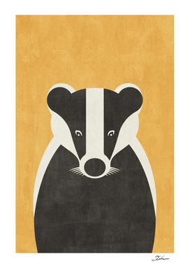 FAUNA / Badger