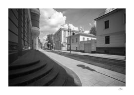 B&W Kadashevsky Lane I