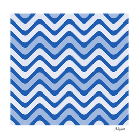 waves wavy lines pattern