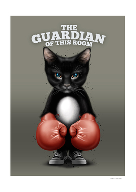 CAT THE GUARDIAN
