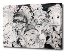 School sketches no 1