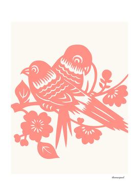 Love Birds Coral
