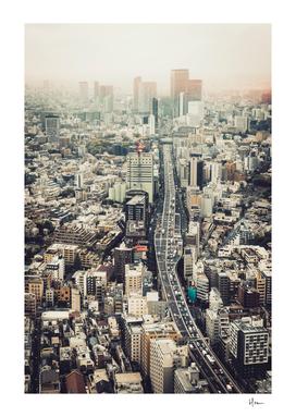 From Shibuya to Roppongi
