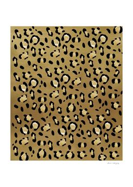 Leopard Animal Print Glam #1 #pattern #decor #art