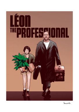 leon the professional color