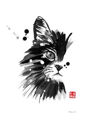 half cat