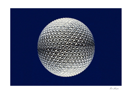 The great geodesic sphere