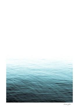 Vast Blue Ocean